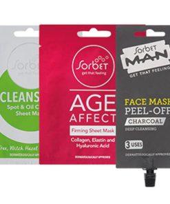 Sorbet Masks | Face Masks