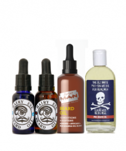 Man Beard Care - Best Grooming Oils