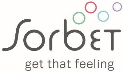Sorbet Get that Feeling Logo